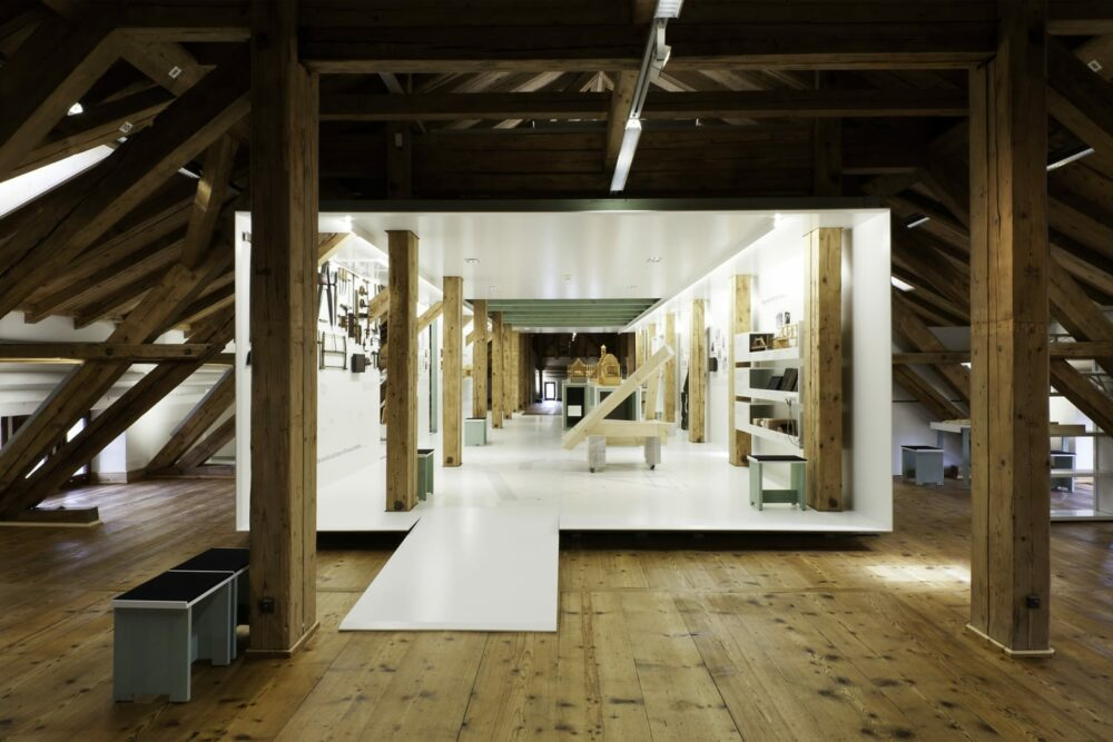 Foto zu «Das Grubenmann-Museum»