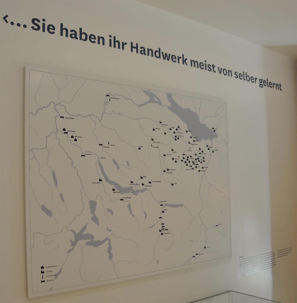 Foto zu «Die Baumeister Grubenmann»