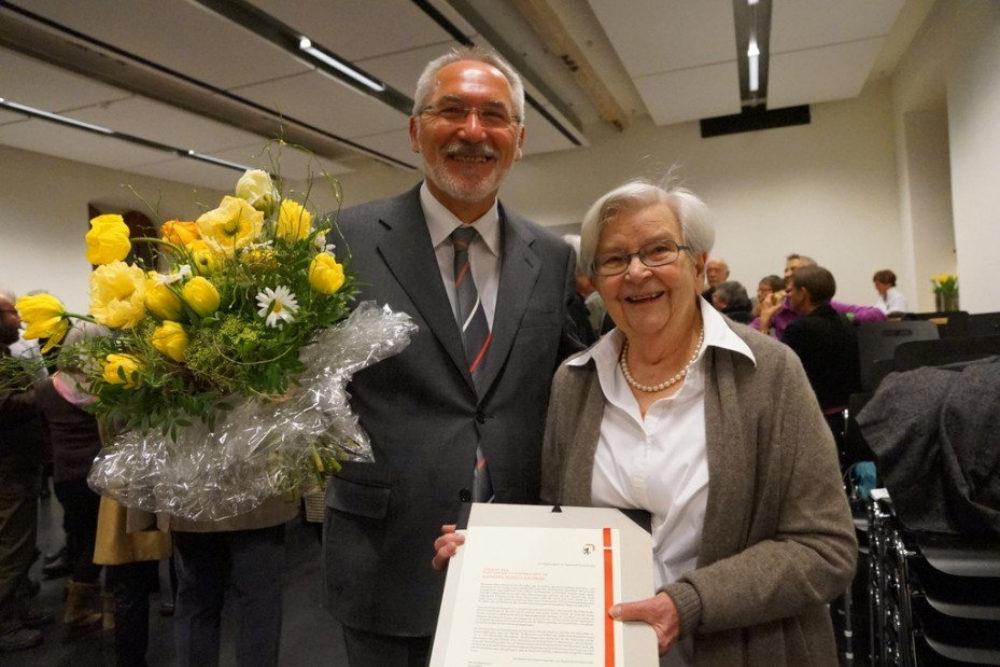 Foto zu «Rosmarie Nüesch»